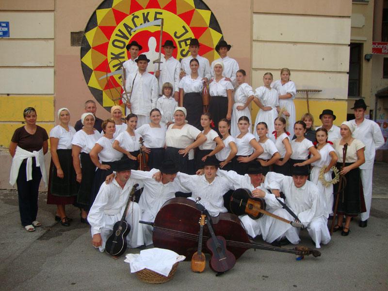 Folklorna sekcija Koprivnički Bregi