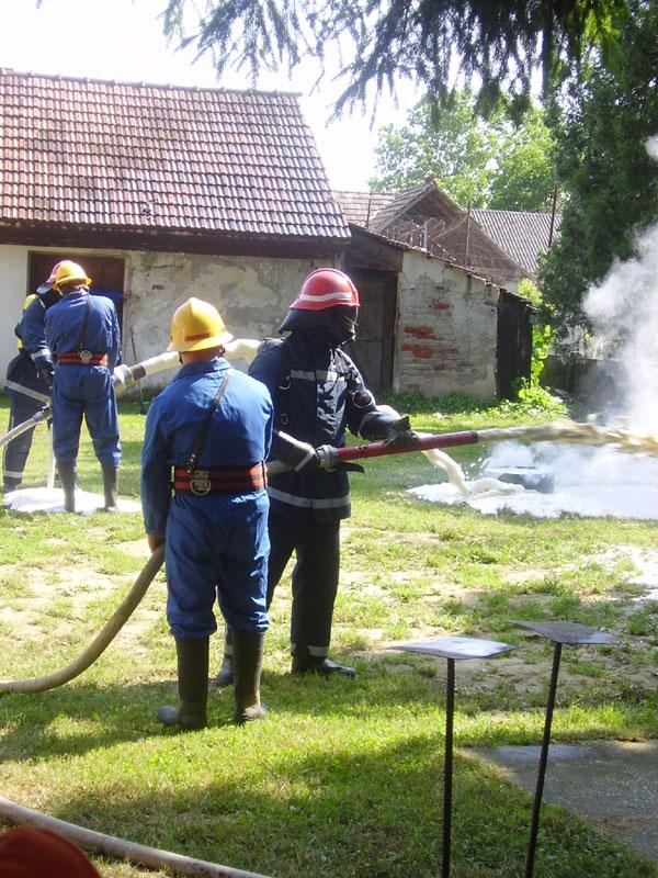 Dobrovoljno vatrogasno društvo Koprivnički Bregi