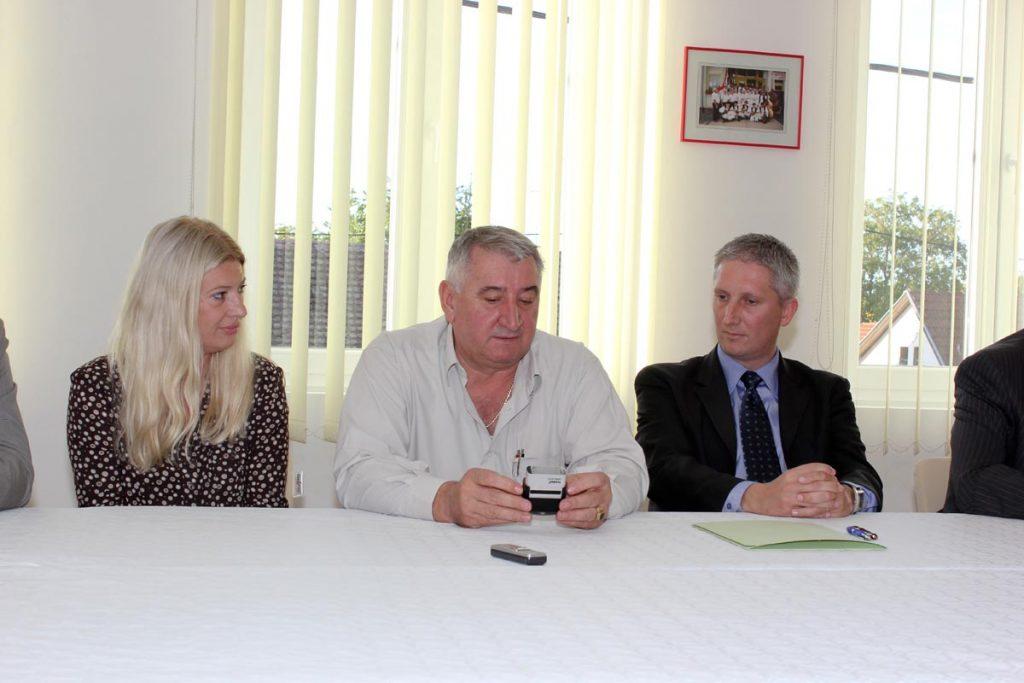 Potpisan Ugovor za dogradnju OŠ Koprivnički Bregi i izgradnju vrtića