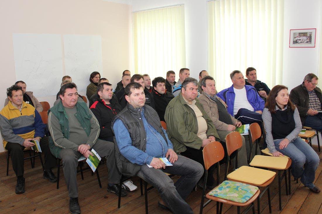 Koprivnicki Bregi Predavanje poljoprivrednicima 22 1 2013