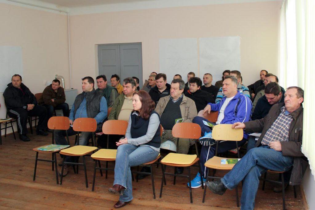 Održano predavanje Poljoprivredne savjetodavne službe