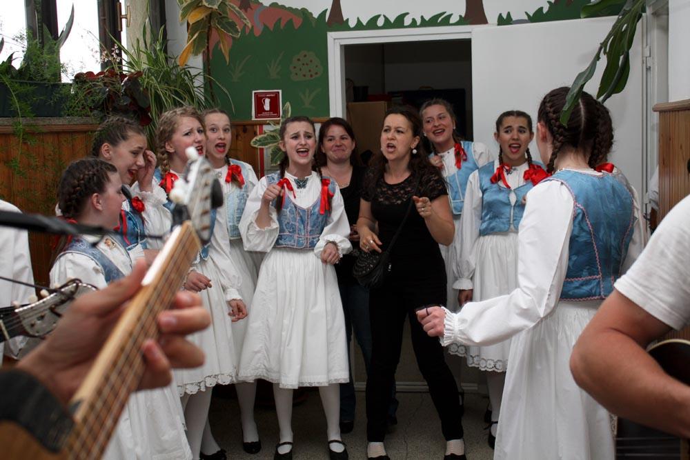Večer folklora u Glogovcu 2013.
