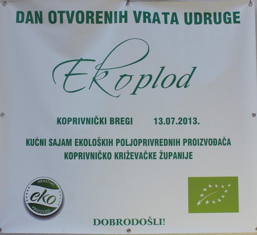 Održan dan otvorenih vrata udruge Ekoplod