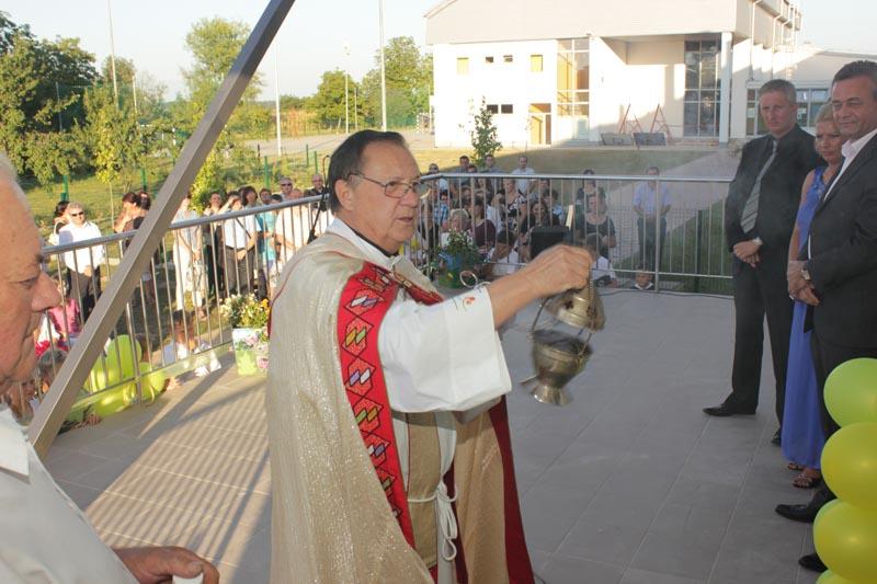 Otvorenje prvog općinskog vrtića i dograđenog dijela Osnovne škole Koprivnički Bregi