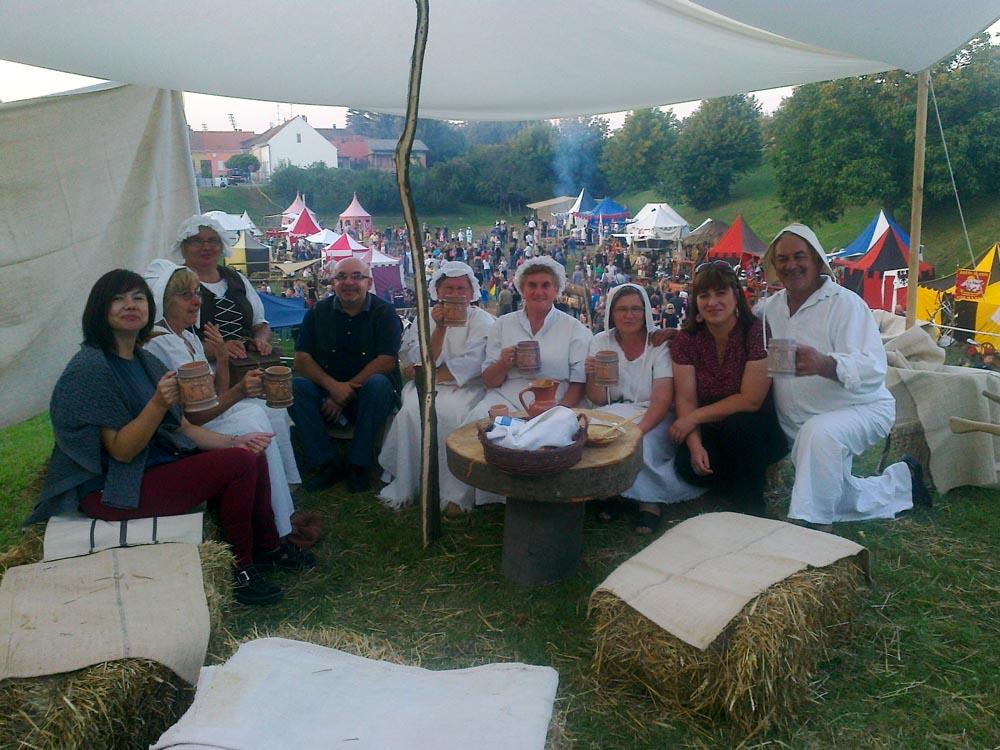 UPK Vlado Dolenec na Renesansnom festivalu
