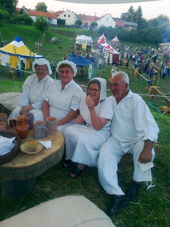 "UPK ""Vlado Dolenec"" na Renesansnom festivalu u Koprivnici 2013.g."