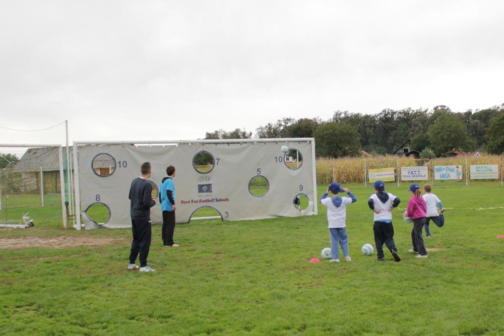 Open Fun Football Schools u Koprivničkim Bregima