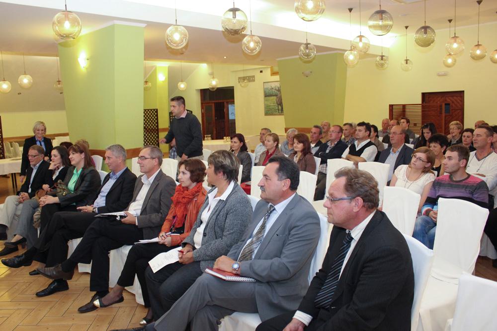 "1. Izborna skupština LAG-a ""PODRAVINA"""