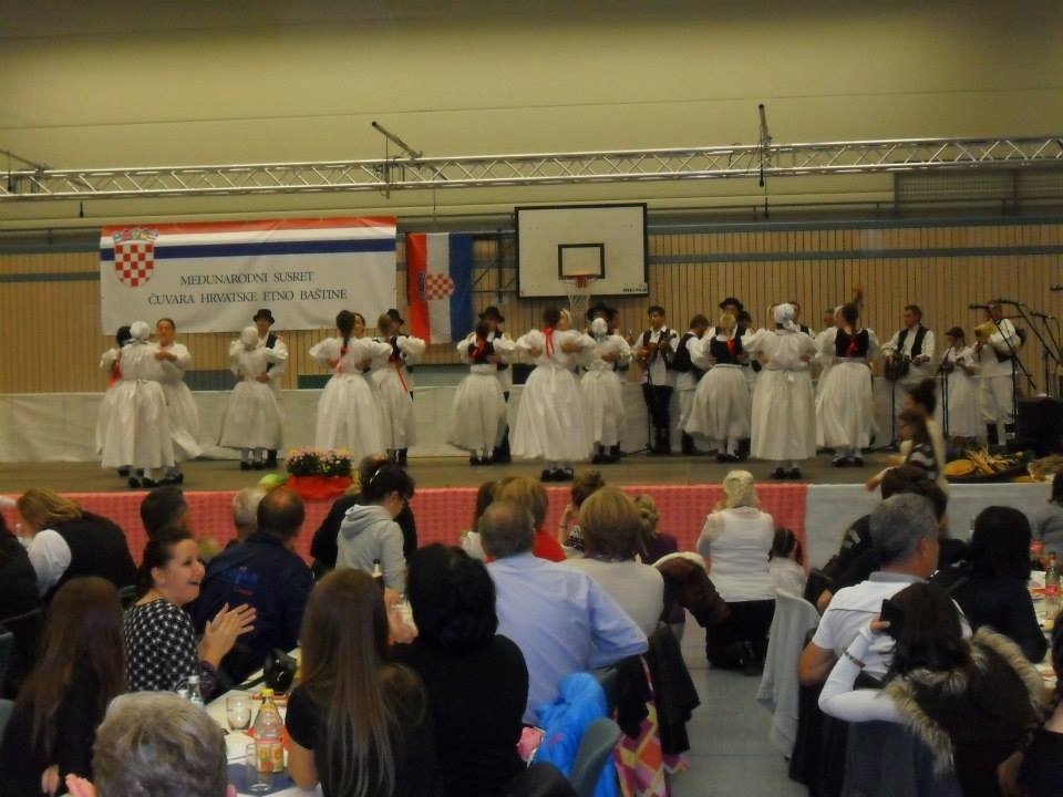 KUD Rudar na Međunarodnom susretu čuvara hrvatske etno baštine