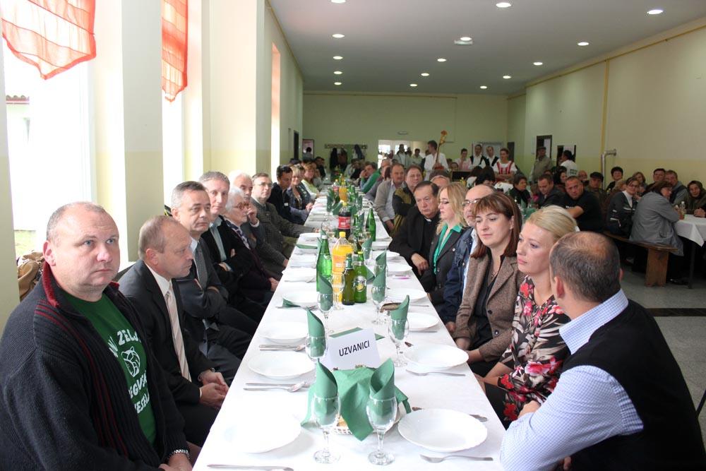 Održani 16. Dani zelja i bregovske pite