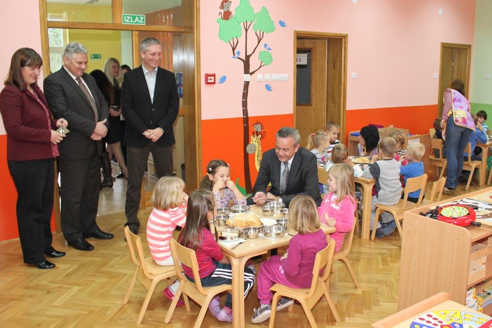 Započeo s radom Dječji vrtić u Koprivničkim Bregima