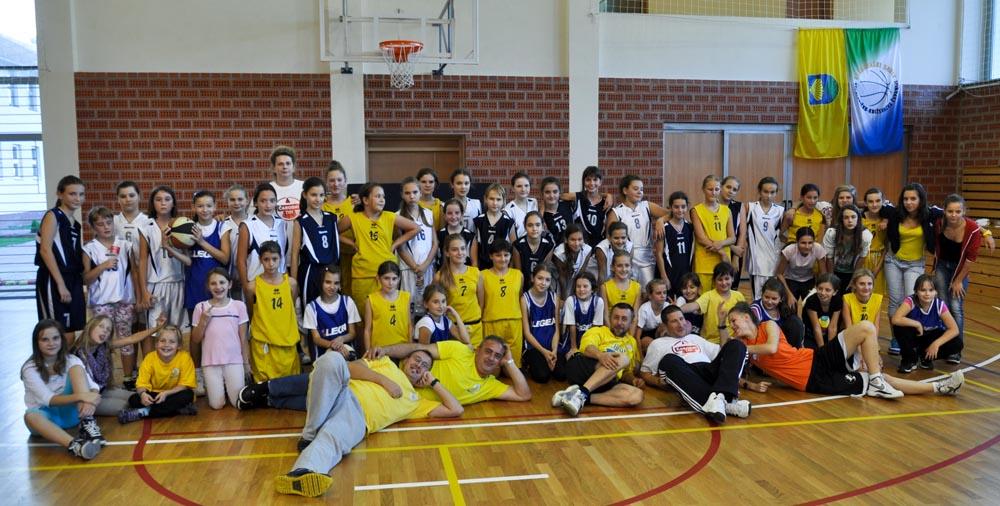 Festival košarke na Bregima