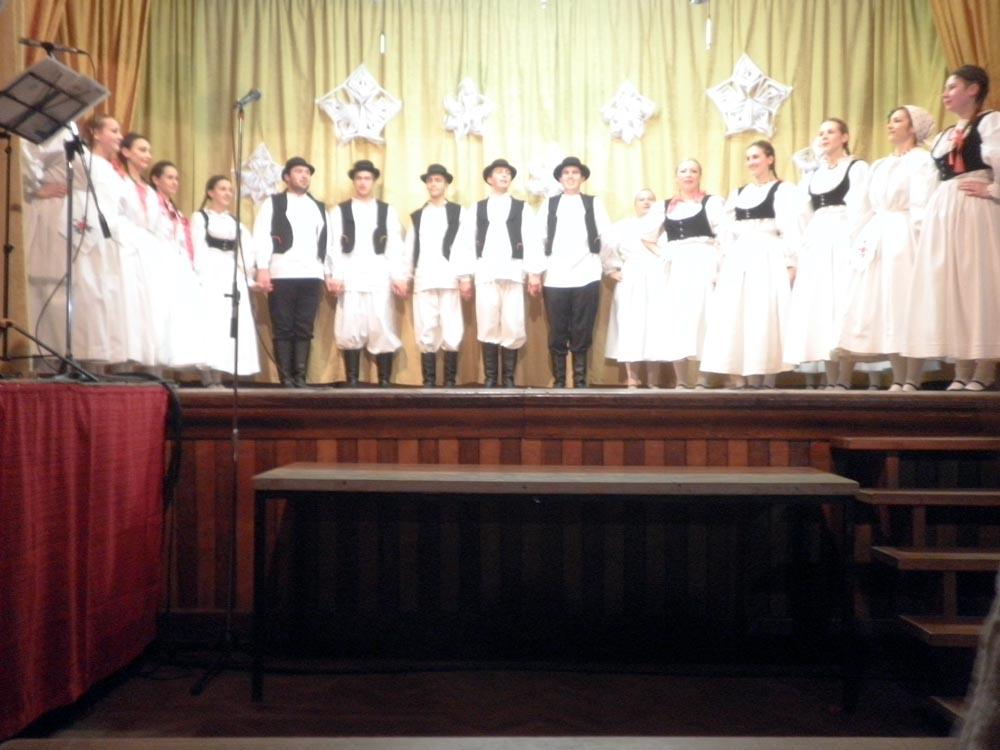 Božićni koncert KUD-a Rudar