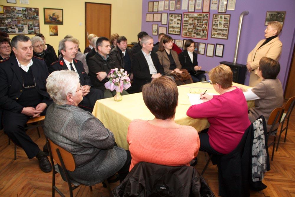 Godišnja skupština Udruge žena Glogovac