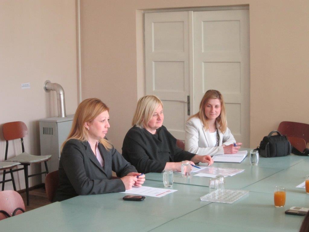 Radni sastanak PORE razvoje agencije Podravine i Prigorja i Općine Koprivnički Bregi