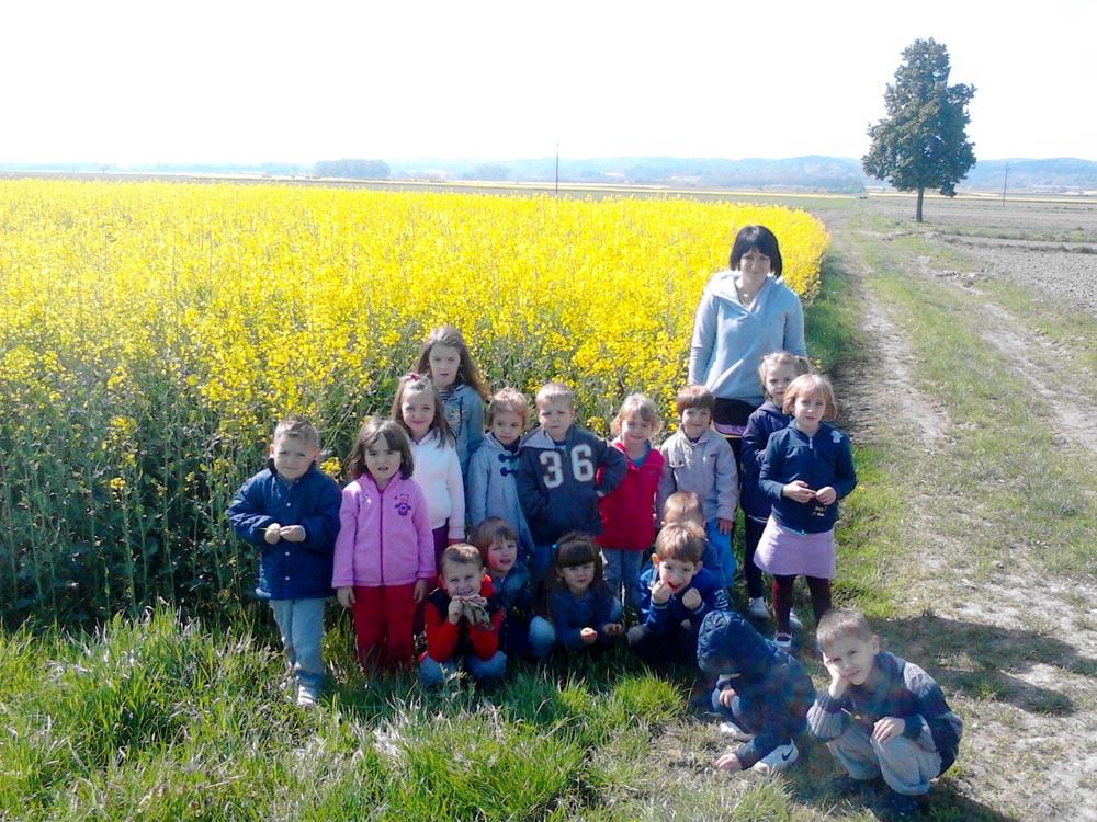 """""""Potočići"""" uživali u proljetnoj šetnji"""
