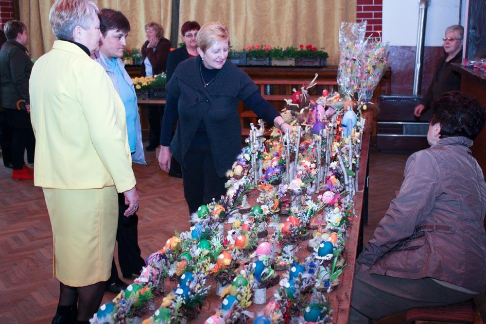 Izložba ususret Uskrsu