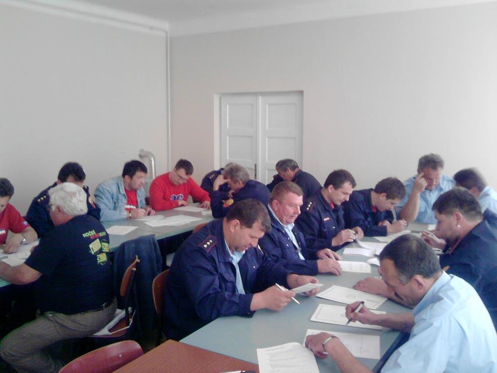 VZO Hlebine-Koprivnički Bregi – Osposobljeno 17 vatrogasnih dočasnika I. klase