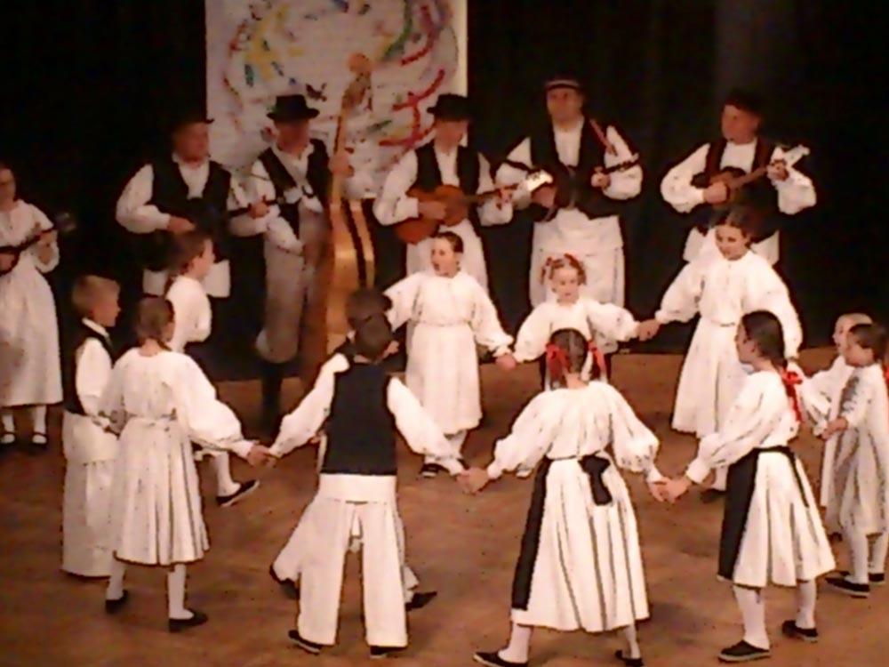 Djecji folklor Hrvatske