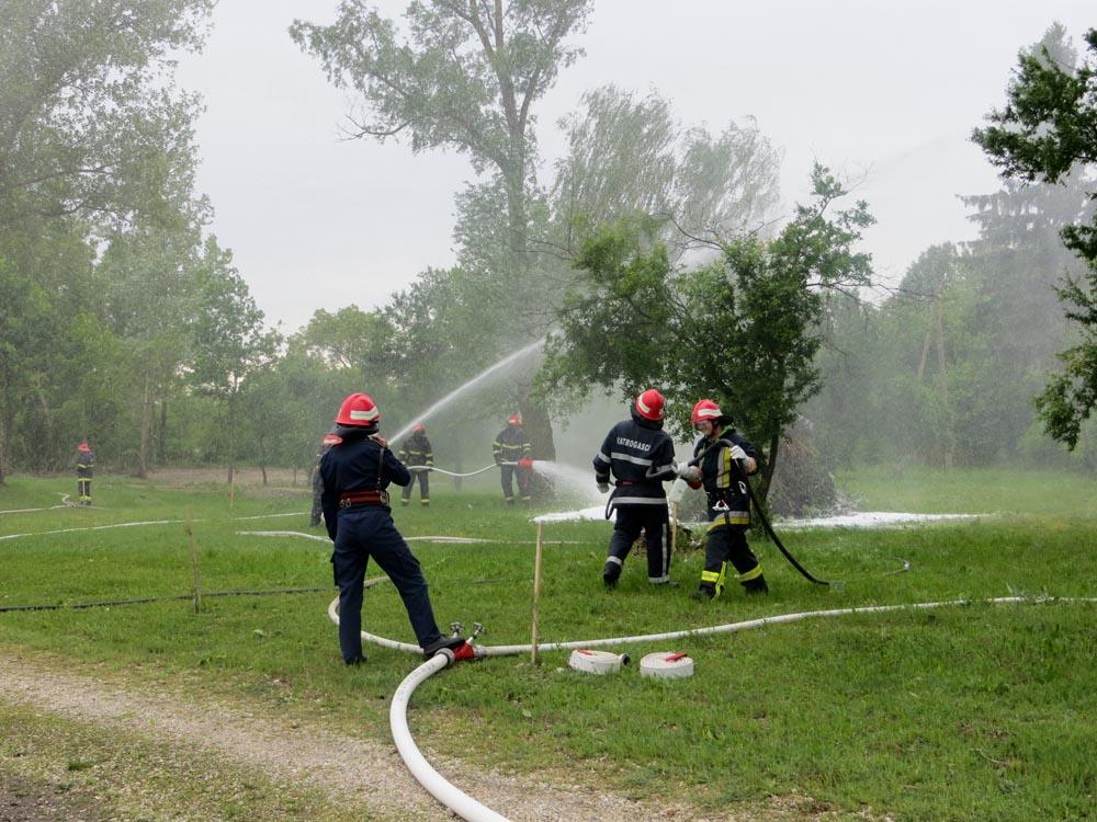 Prigodno obilježili Svjetski dan vatrogasaca, dan sv. Florijana