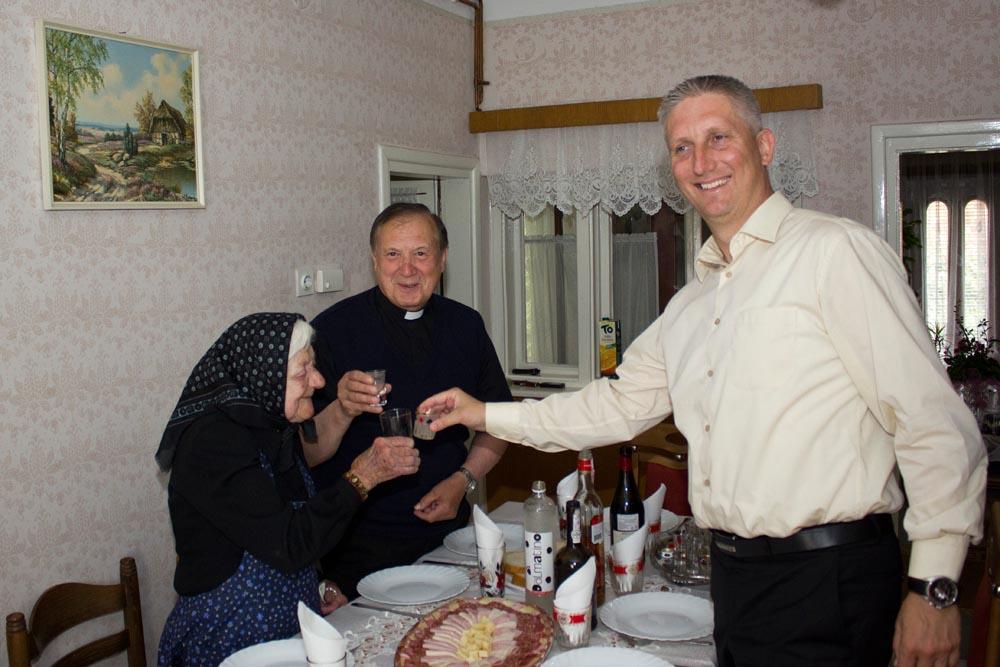 Stogodišnjakinja u Koprivničkim Bregima