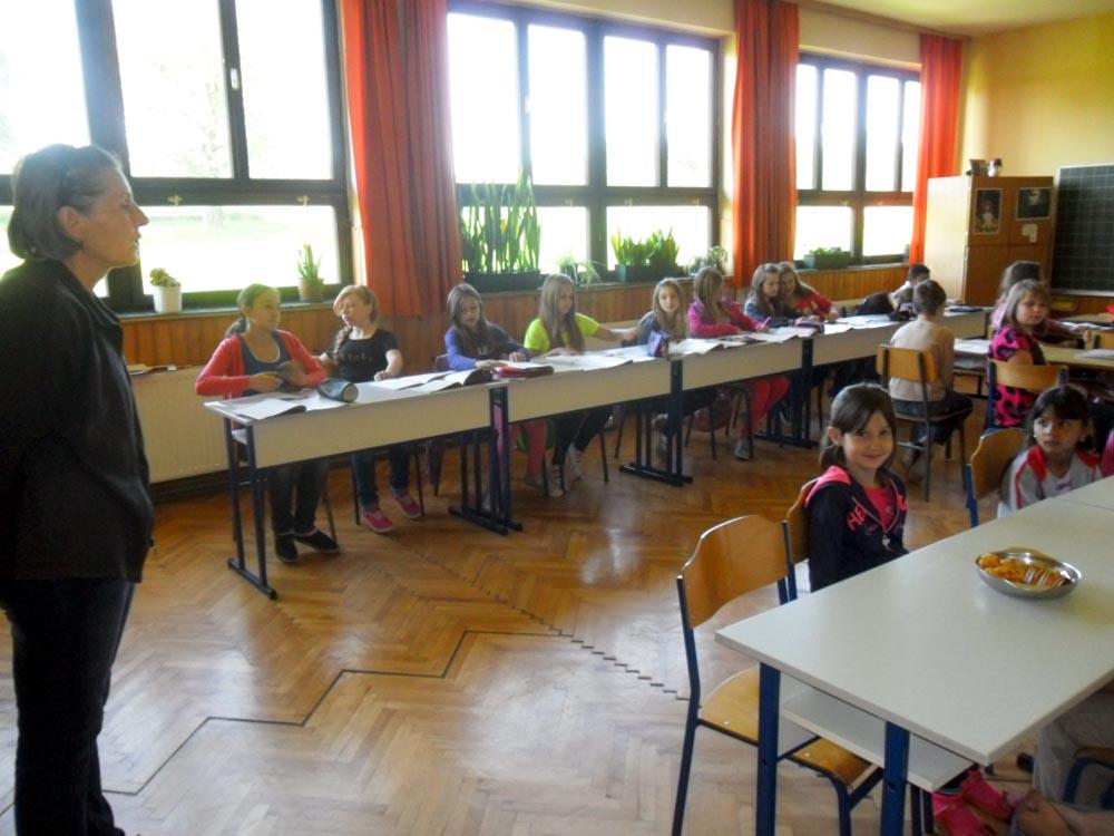 Predškolci upoznali buduće učiteljice