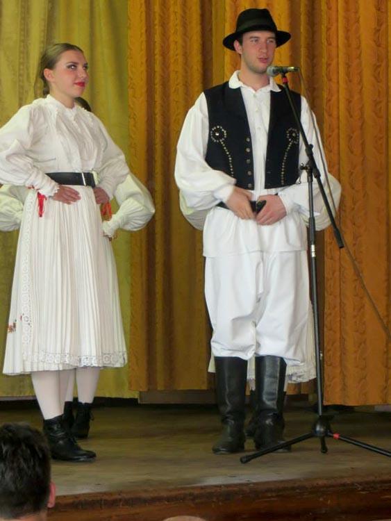 12. Večeri folklora u Glogovcu