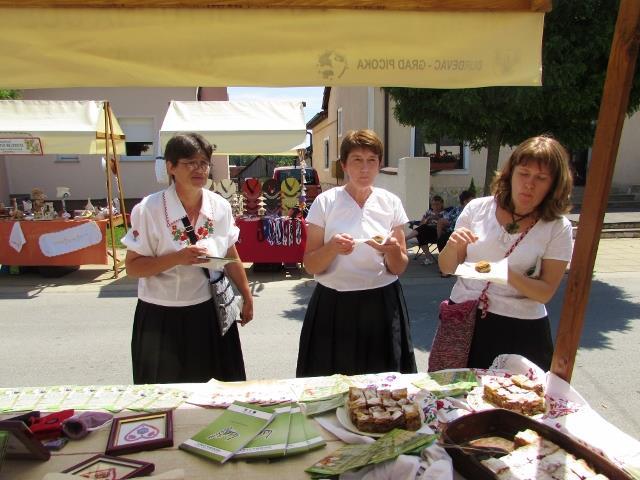 Predstavljanje Bregofske pite na Picokijadi