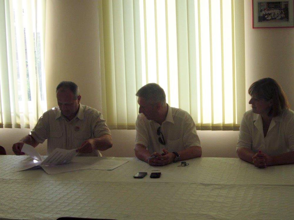 Potpisan Ugovor o izgradnji pješačke staze u naselju Koprivnički Bregi – Etapa 2