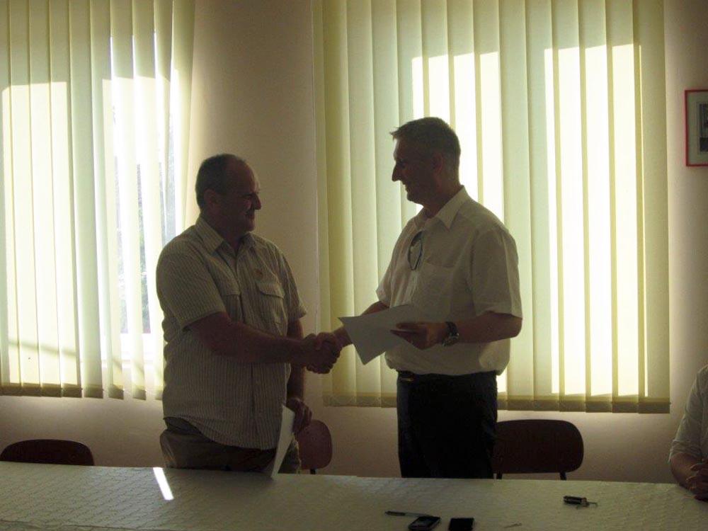 Potpisan Ugovor o izgradnji pješačke staze