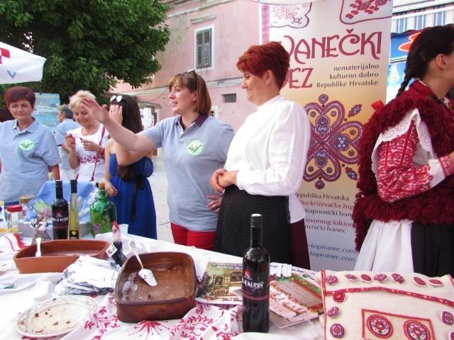 Predstavljanje Općine Koprivnički Bregi na 2. LAG SUMMER FESTIVALU