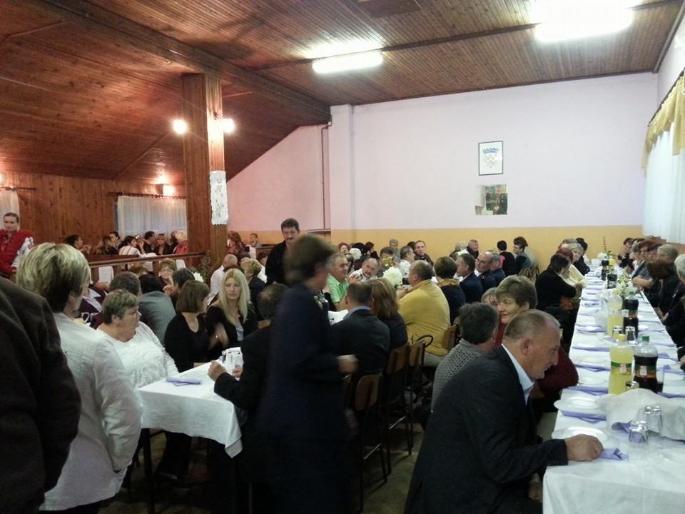 Berba grožđa u Glogovcu 2014.