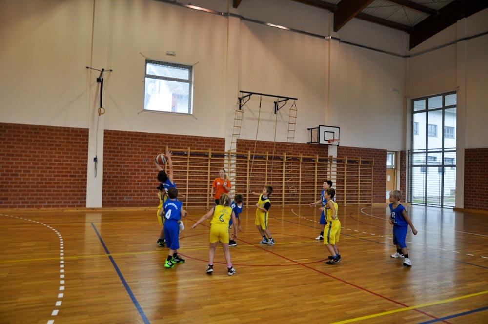 Drugi vikend za redom puna dvorana košarke za najmlađe