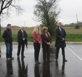 Župan otvorio novo igralište PŠ Glogovac