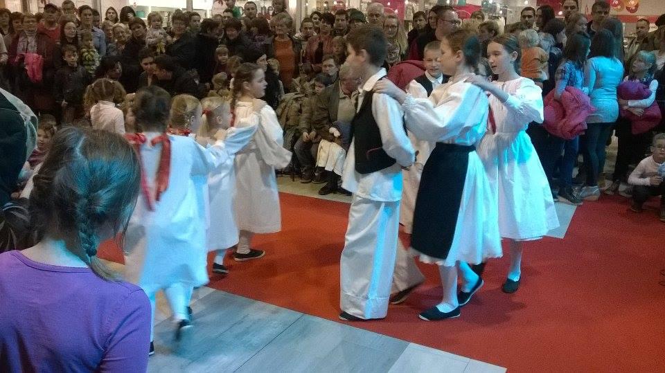 KUD Rudar na proslavi TC u Koprivnici
