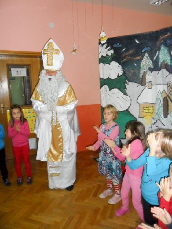Predstava za Svetog Nikolu