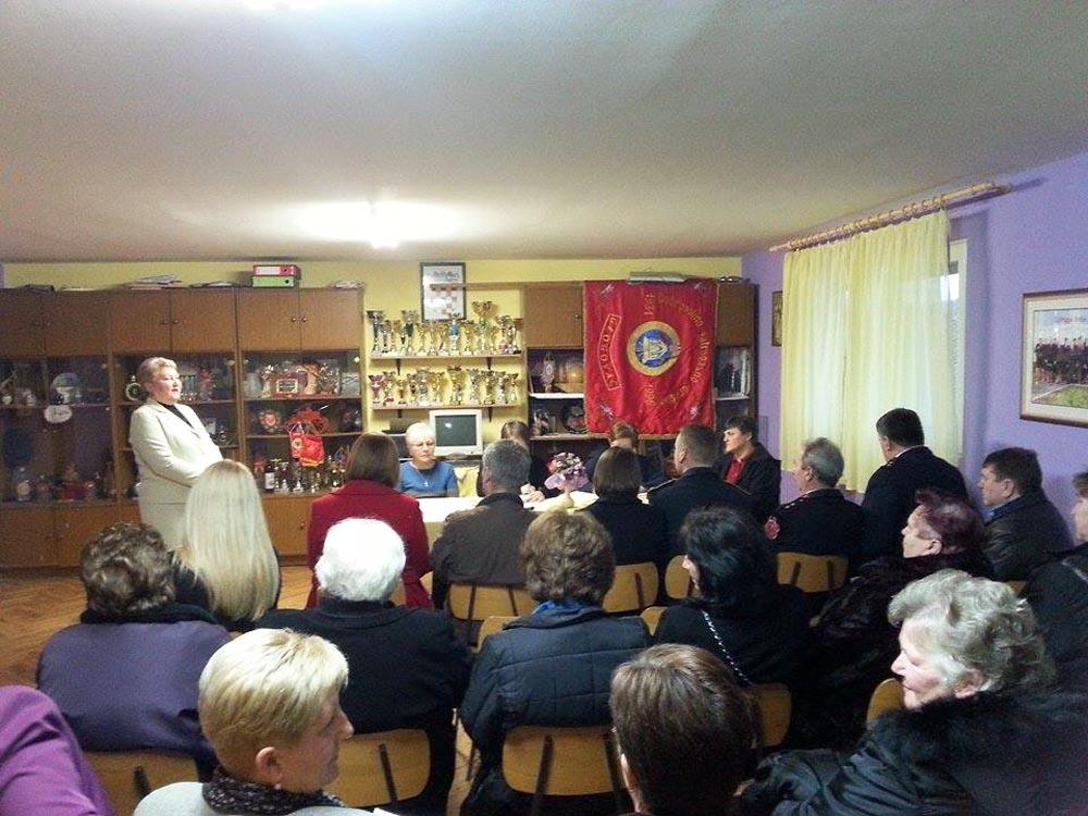 Održana Izborna skupština Udruge žena Glogovac