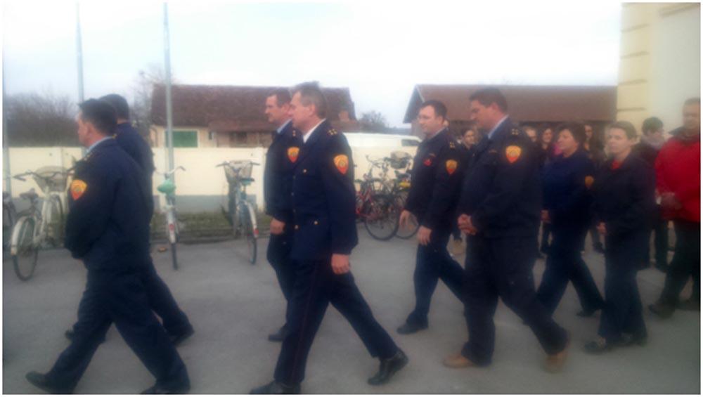 Osposobljavanje članova dobrovoljnih vatrogasnih društava