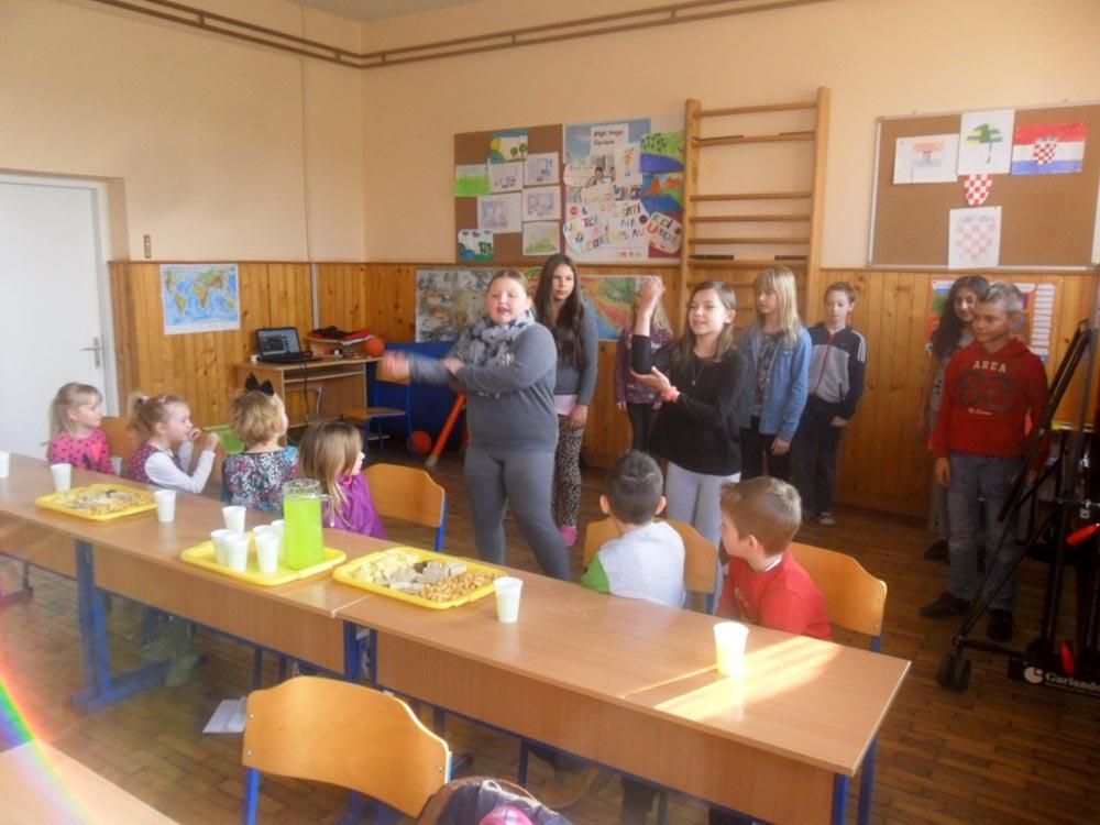 Polaznici predškole posjetili budućeg učitelja
