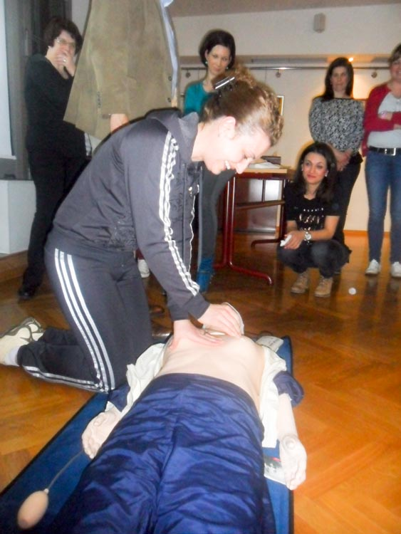 Edukacija odgojiteljica u Molvama