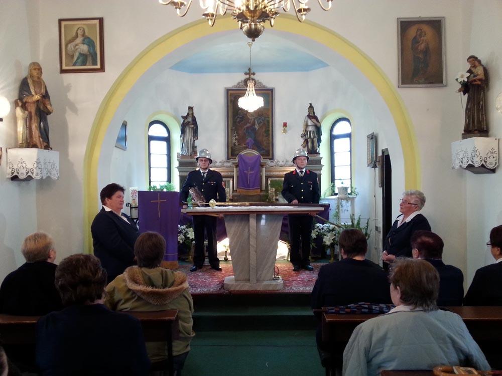 Straža i molitva kod Isusovog groba