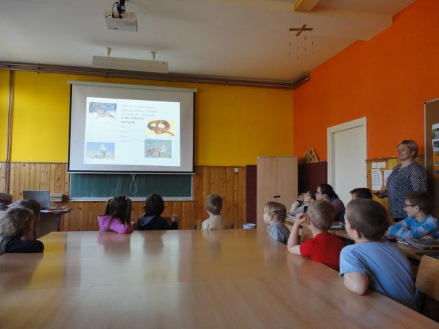 Predškolci iz Koprivničkih Bregi posjetili učiteljicu