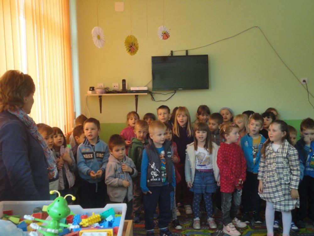 """Potočići ugostili djecu i tete iz dječjeg vrtića """"Ivančica"""" iz Koprivničkog Ivanca"""