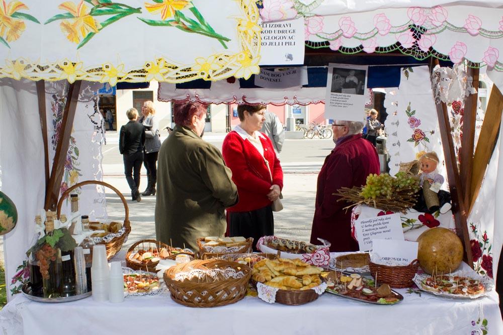 Udruga žena Glogovac sudjelovala je na Tradiciji naših starih u Koprivnici
