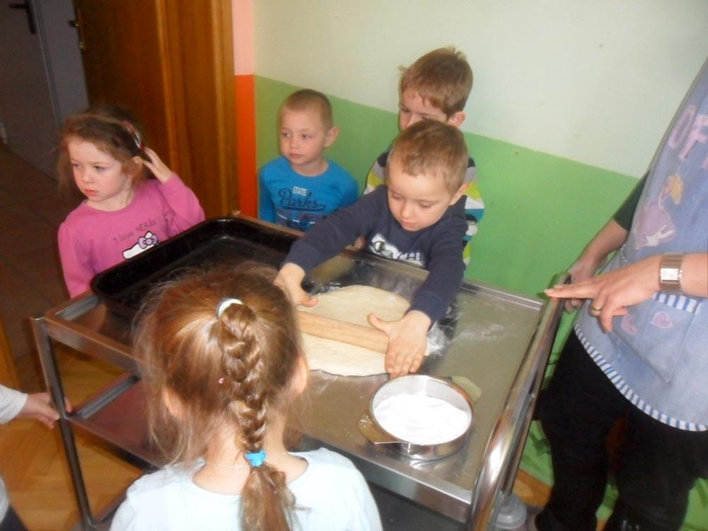 Izrada beskvasnog kruha