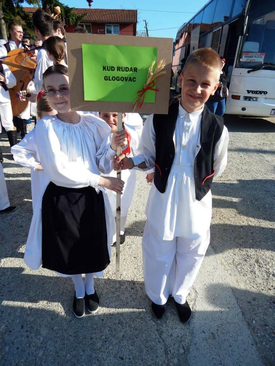13. Večer folklora u Glogovcu