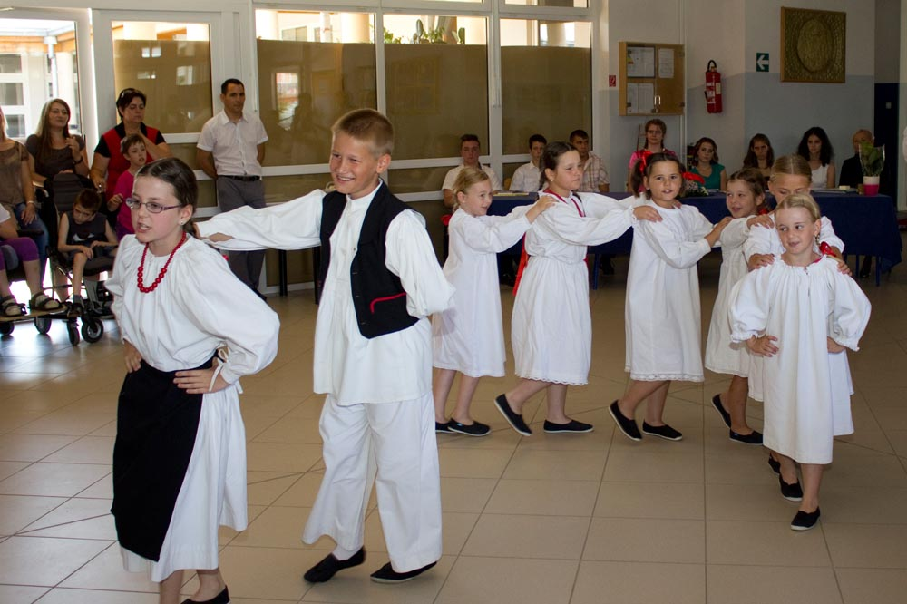"""Završna svečanost u Centru za odgoj, obrazovanje i rehabilitaciju """"Podravsko sunce"""" Koprivnica"""