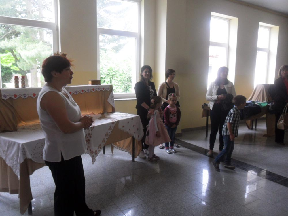 Prodajna izložba Marijanskog prošćenja na Bregima