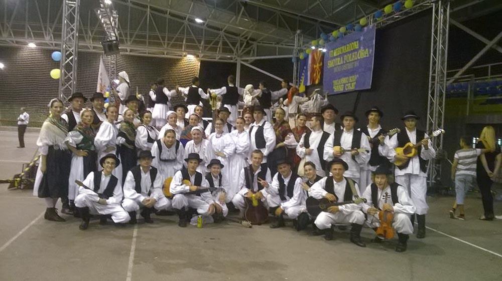 Glogovčani na Međunarodnoj smotri folklora u Brčkom