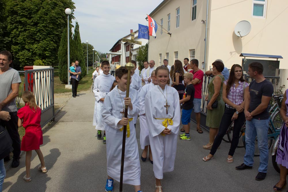 Koncelebrirana svečana Sveta misa